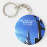 Historic Downtown McMinnville Key Chains