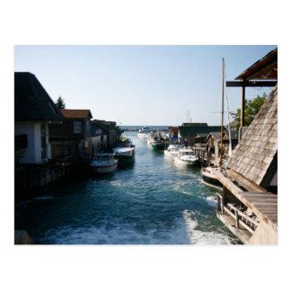 Historic Fishtown Postcards