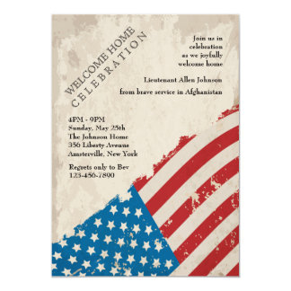 Historic Flag Invitation