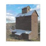 Historic Gran Storage Building Memo Note Pad