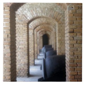Historic Hallway Ceramic Tile