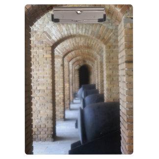 Historic Hallway Clipboard
