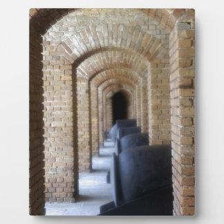Historic Hallway Display Plaque