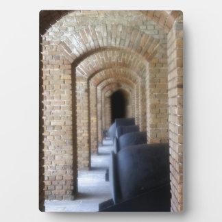 Historic Hallway Display Plaques