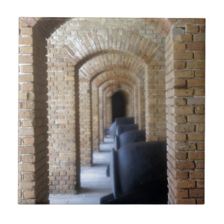 Historic Hallway Tile