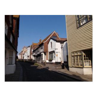 Historic Hastings Postcard