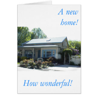 Historic Home in Yreka, California Card