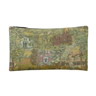 Historic Homer Landmarks Design Cosmetic Bag