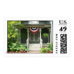 Historic House I Postage Stamps (LARGE)