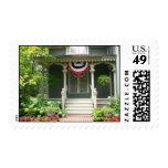Historic House I Postage Stamps (MEDIUM)