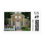 Historic House Postage Stamps (LARGE)