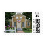 Historic House Postage Stamps (MEDIUM)