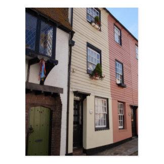 Historic Houses Postcard