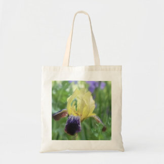 Historic Iris - Purple And Yellow Bags