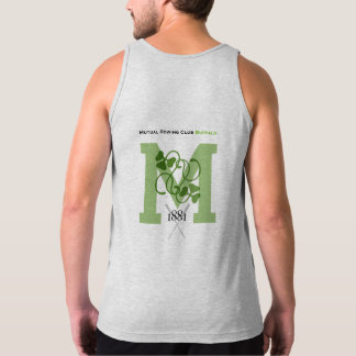 Historic Irish Mutual Rowing Club Buffalo NY Tank Top