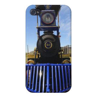 Historic Jupiter Steam Locomotive Cases For iPhone 4