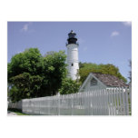 lighthouse, key, west, florida, historic, old,