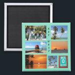 "Historic Key West, Florida magnet<br><div class=""desc"">Site of Key West,  Florida background</div>"