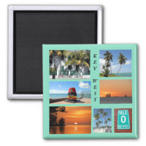 Historic Key West, Florida magnet