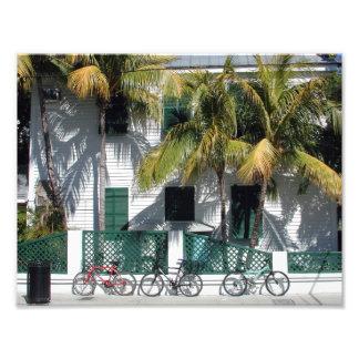 Historic Key West Florida photo print
