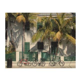 Historic Key West Florida Wall Wood Art