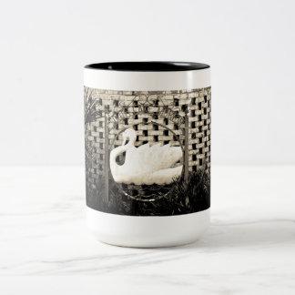 Historic Lake Morton Two-Tone Coffee Mug