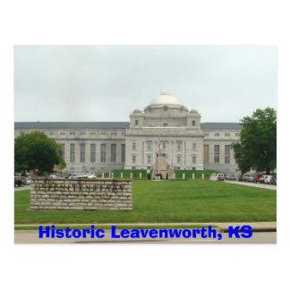 Historic Leavenworth, KS- Prison Postcards