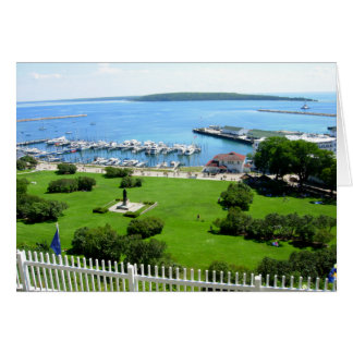 Historic Mackinac Island Card