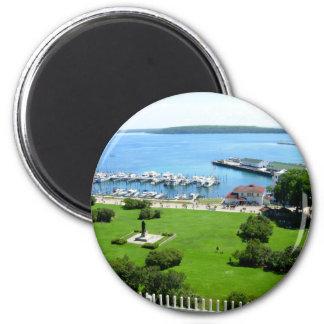 Historic Mackinac Island Magnet