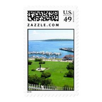 Historic Mackinac Island Stamp