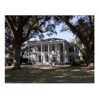 Historic Mansion in Mobile, Alabama Postcard