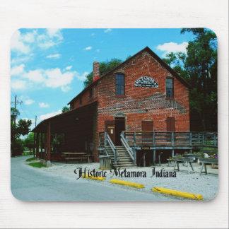 Historic Metamora Indiana Mouse Pad