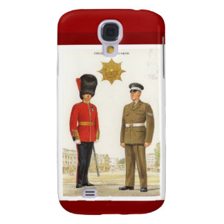 Historic military Uniforms, Coldstream Guards Samsung Galaxy S4 Cover
