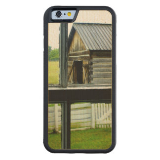Historic New Market Carved® Maple iPhone 6 Bumper