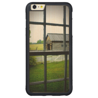 Historic New Market Carved® Maple iPhone 6 Plus Bumper