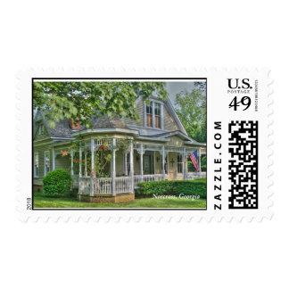 Historic Norcross, Ga: B & C's Stamps