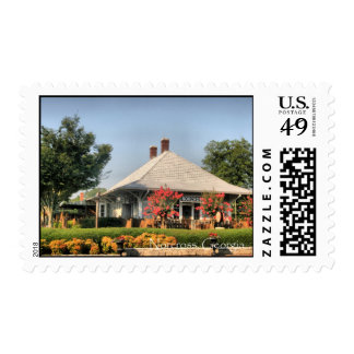 Historic Norcross: Train Depot Postage