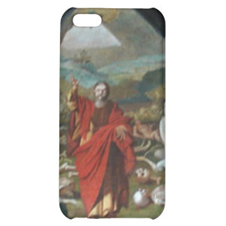 Historic painting wooden bridge Lucerne Cover For iPhone 5C