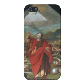 Historic painting wooden bridge Lucerne Cases For iPhone 5