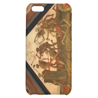 Historic painting wooden bridge Luverne iPhone 5C Cover