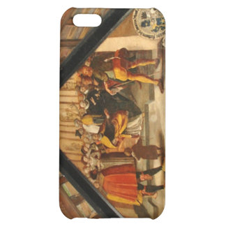 Historic panel from wooden bridge Lucerne Cover For iPhone 5C