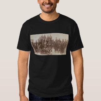 Historic photograph Buffalo Soldiers 25th Regiment Shirt