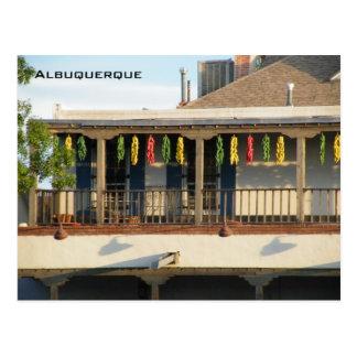Historic Plaza Postcard