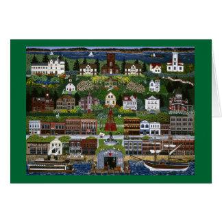Historic Port Townsend, Washington Card