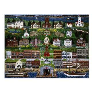 Historic Port Townsend, Washington Postcard