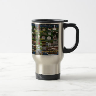 Historic Port Townsend, Washington Travel Mug
