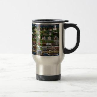 Historic Port Townsend, Washington Travel Mug
