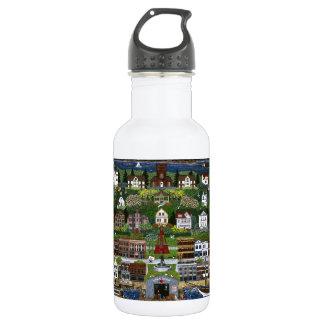 Historic Port Townsend, Washington Water Bottle