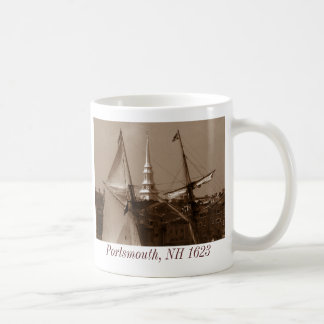 Historic Portsmouth Mug