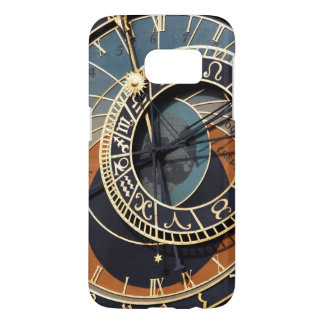 Historic Prague Astronomical Clock Samsung Galaxy S7 Case
